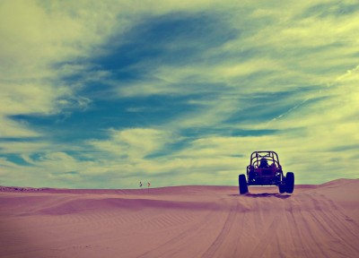 Exploring the Beaches of Cabo Frio by Buggy