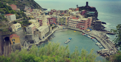 Sailing the Rock-Perched Towns of the Cinque Terre