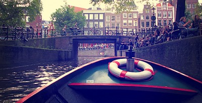 Historical Walk in Amsterdam: a Study in Contrasts