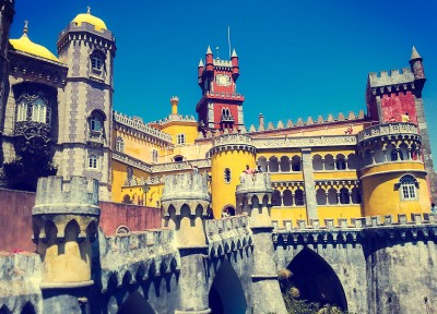 The Glittering Castles and Landscapes of Sintra