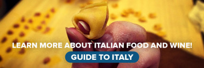 Italian food guide and making of tortellini