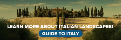 For more information on Italian food and wine we encourage you to check out our Guide to Italy.